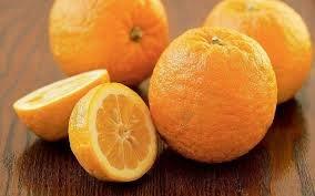 queda de cabelo - laranja